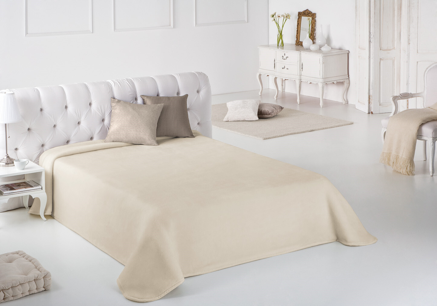 COTTON SMOOTH BLANKET